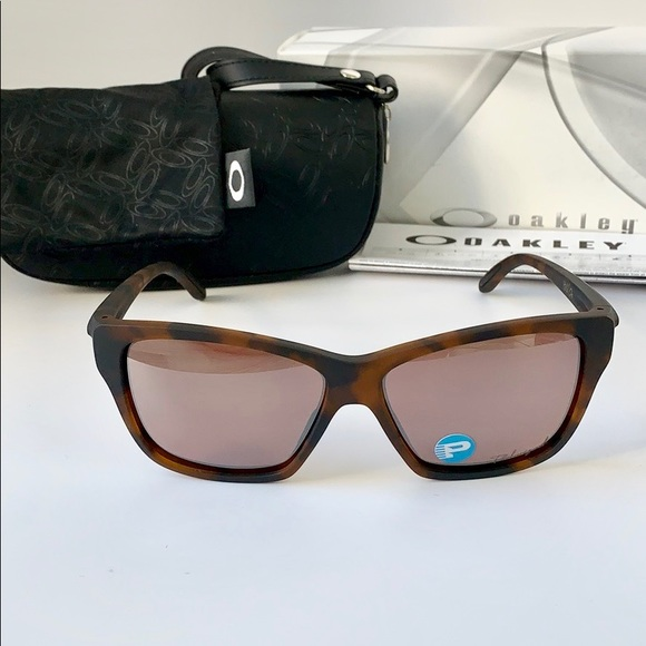 f9a7465a59 Oakley Hold On Cat EyeOO9298-07 Matte Tortoise Boutique